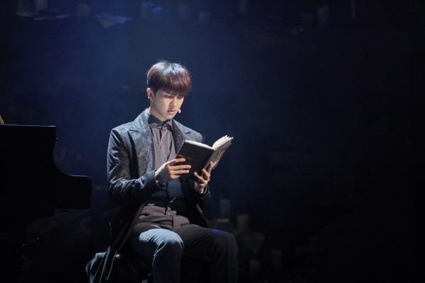 뮤지컬 '광염소나타' 켄(S 역). 사진=신스웨이브 제공