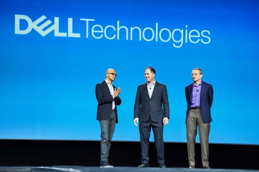 델 테크놀로지스-마이크로소프트-VMware, 델 테크놀로지스 월드 2019서 디지털 트랜스포메이션을 위한 협력 발표, 사진제공=VMware