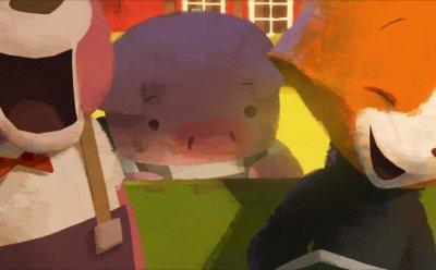 [ET-ENT 갤러리] '톤코하우스 애니메이션展 : 호기심과 상상으로 그린 빛의 세계' 빛으로 그린 그림