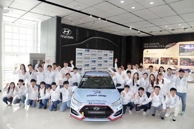 현대자동차, 고객 레이싱팀 'TEAM HMC' 3년 연속 후원