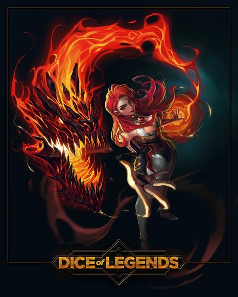 올엠, '다이스 오브 레전드' 5월 스페셜 이벤트!!