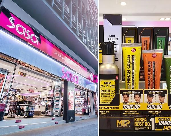미프(MIP), 홍콩 최대 H&B 스토어 '샤샤' 전 매장 입점