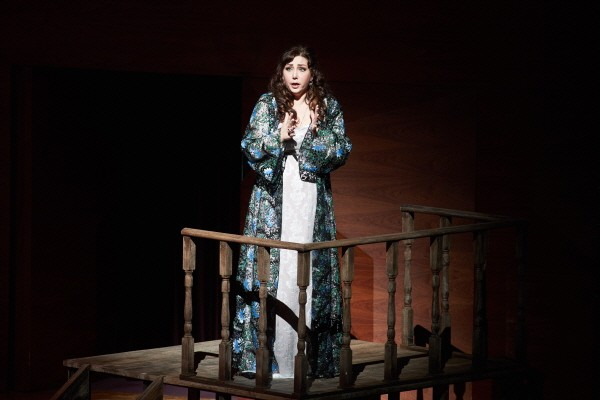 콘서트 오페라 '토스카' 공연사진. 사진=예술의전당 제공
