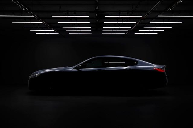 BMW, '뉴 8시리즈 그란 쿠페' 오는 6월 공개