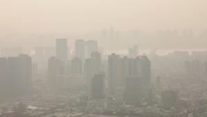 올해 1Q 경기도 미세먼지 가장 심한 지역은 '하남시'