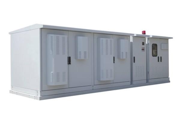 EN Technologies' 100kW all-in-one ESS for solar power plants (Picture = EN Technologies)