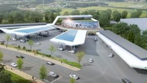현대오일뱅크, 경기도 고양시에 복합에너지스테이션 세운다