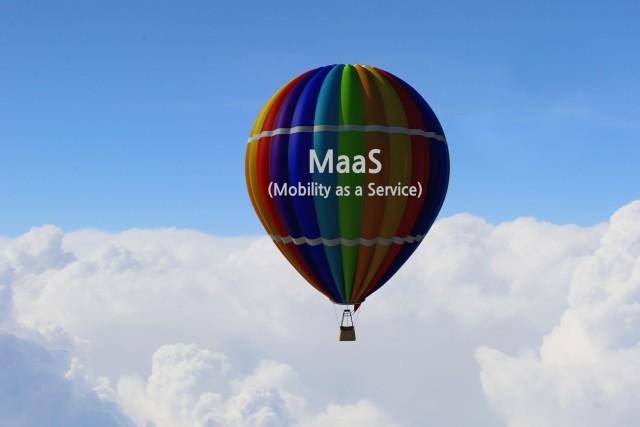 """자동차 산업의 지각변동…""""MaaS""""란 무엇인가"""