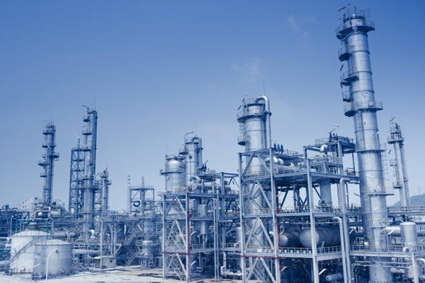 Hanwha Chemical's plant in Ningbo (Picture = Hanwha Chemical)