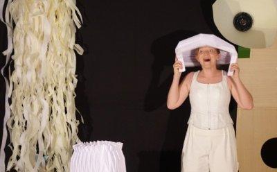 [ET-ENT 스테이지] 2019 남이섬세계책나라축제(3) 'HOV!' 덴마크 씨어터블릭의 페이퍼 아트 연극