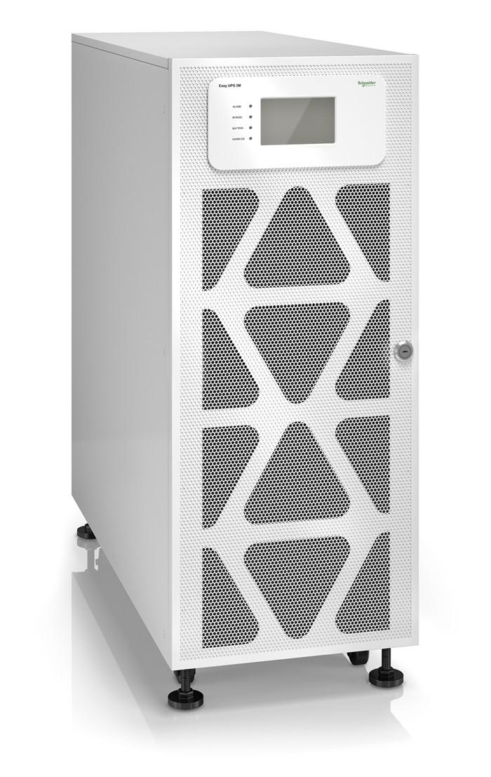 슈나이더 일렉트릭이 최적화된 설계로 에너지 효율성을 최대 99% 향상시킨 Easy UPS 3M을 출시했다. 사진은 Easy UPS 3M. 사진제공=슈나이더 일렉트릭