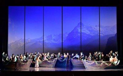 [ET-ENT 오페라] '윌리엄텔'(1) 음악을 장악한 지휘자 세바스티안 랑 레싱