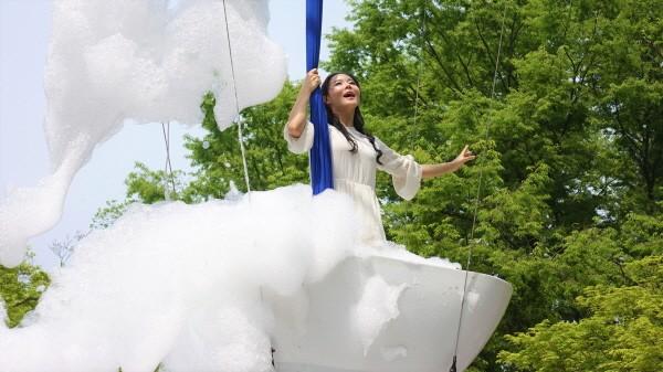2019 남이섬세계책나라축제 'Life is a Fairytale' 공연사진. 사진=남이섬교육문화그룹 제공