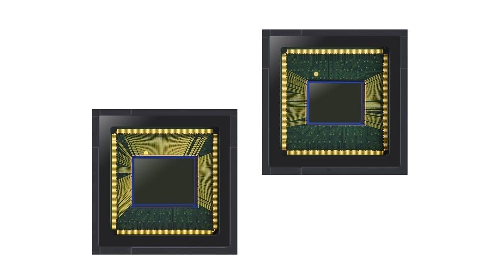 삼성전자 아이소셀 브라이트 GW1(왼쪽), GM2 [사진=삼성전자]