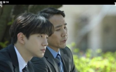 [ET-ENT 드라마] '자백'(15) 시즌2를 위한 구성인가? 대통령 박명석이 아직 남았다