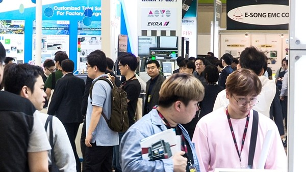 Korea's Largest Electronics Manufacturing Exhibitions Begins 20th Edition: Electronics Manufacturing Korea 2019