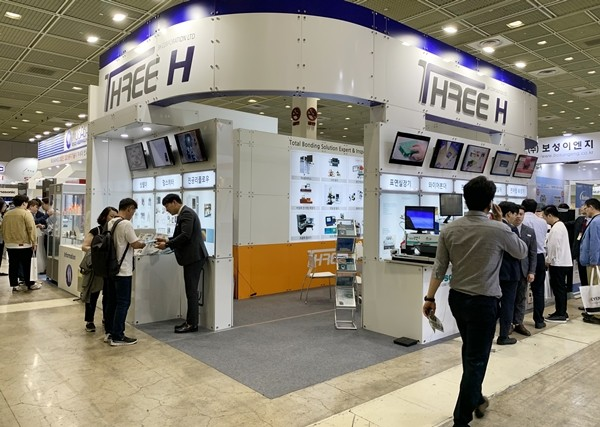 [EMK 2019] THREEH Introduced SMT Solutions