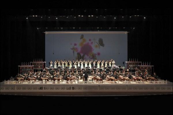 '세종음악기행 작곡가 세종' 공연사진. 사진=세종문화회관 제공