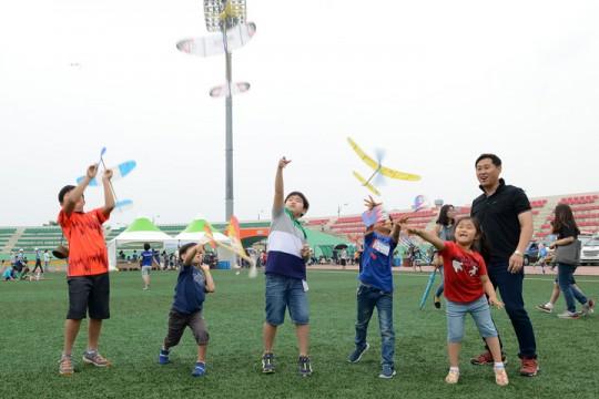 오산시 청소년 축제와 함께하는 '2019코리아컵 항공우주과학 경진대회' 개최