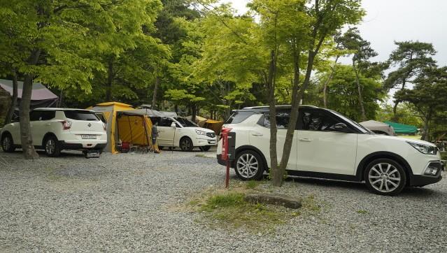 쌍용차, 오토캠핑빌리지에서 '딜라이트 매직 캠프' 개최