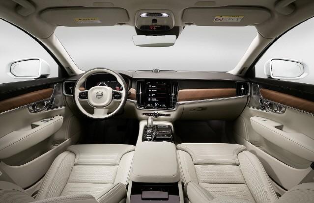 볼보자동차, 최상급 편의장비 갖춘 'S90 엑설런스' 출시