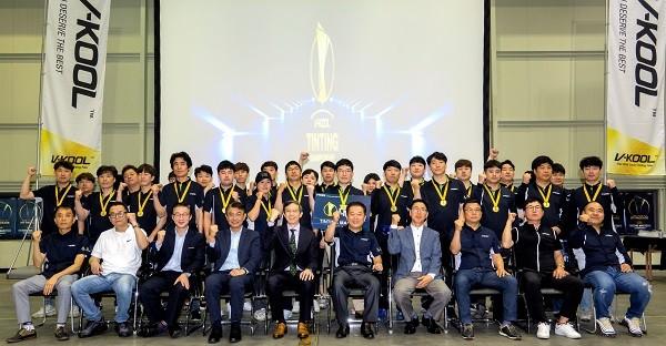 '2019 브이쿨 틴팅 마스터즈 챔피언십' 성황리 종료