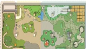 현대건설, 미세먼지 걱정없는 숲 속 놀이터 'H 아이숲' 선봬