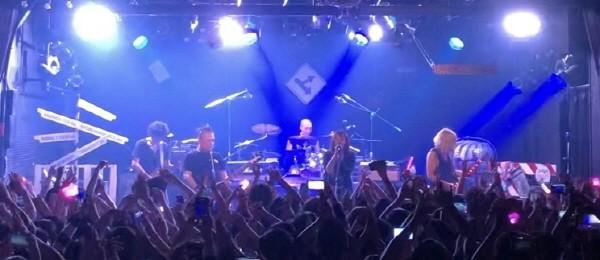 체리필터 단독 콘서트 'Rockin' City' 공연사진. 사진=롤링홀 제공