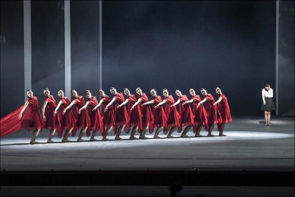 서울시무용단 '놋-N.O.T' 공연사진. 사진=세종문화회관 제공
