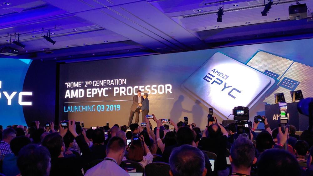 [컴퓨텍스 2019] AMD, 차세대 라인업 대거 발표···ICT 영향력 과시