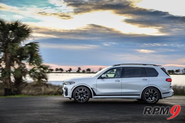 BMW, 대형 SAV '뉴 X7'으로 럭셔리 SUV 왕좌 노린다