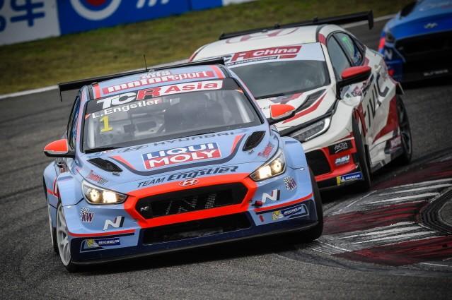 현대차 i30 N TCR, 'TCR 아시아 시리즈' 세 번째 대회 우승