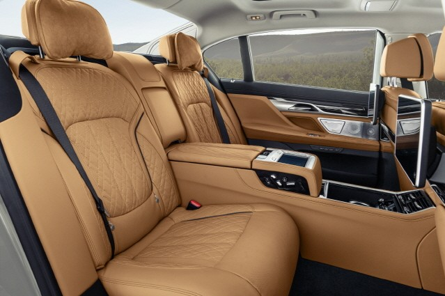 BMW, 뉴 7시리즈로 최고급 세단 시장 '노크'