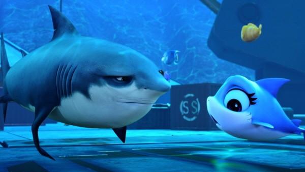 '빅샤크2: 해저2만리' 스틸사진. 사진=히스토리필름 제공