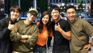 '부라더' 이하늬, 이동휘와 최근 다시 만난 이유는?