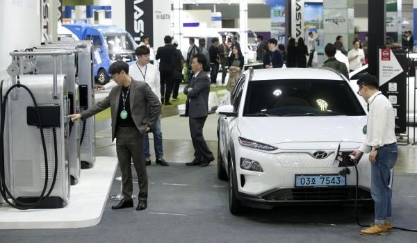 한국전력, 자체 전기차 충전서비스 '켑코 플러그' 출시