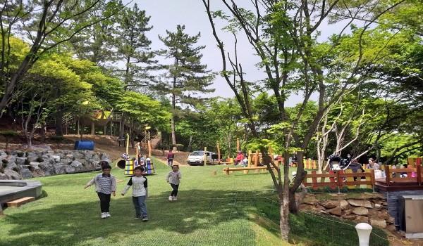 전북 정읍시, 미세먼지 잡는 '이양산 도시숲' 조성
