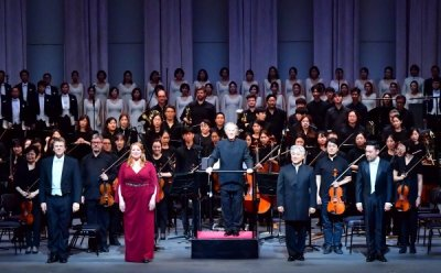 [ET-ENT 오페라] 국립오페라단 '바그너 갈라' 베이스 연광철과 코리안심포니오케스트라