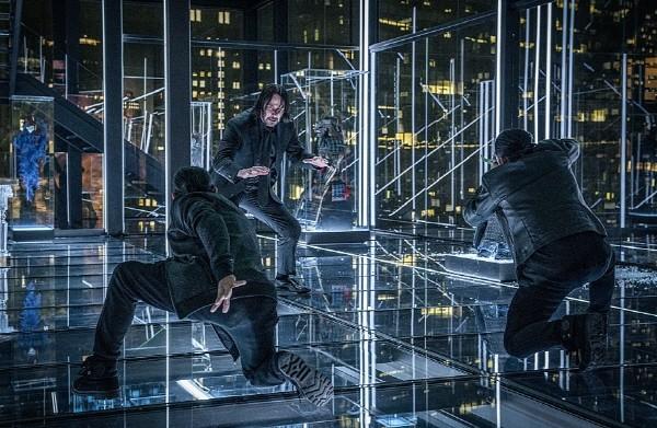 '존 윅 3: 파라벨룸' 스틸사진. 사진=제이앤씨미디어그룹 제공