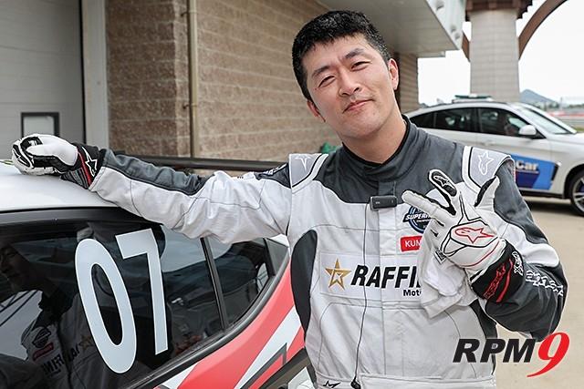 CJ대한통운 슈퍼레이스 챔피언십 GT2 클래스 결승 3위, 김성훈 선수 (사진 제공 : 슈퍼레이스)