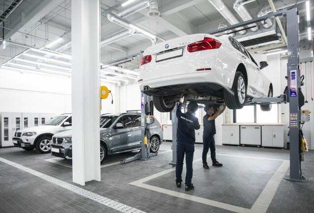 BMW, 제주서 수입차 최초 사고 수리 가능한 서비스센터 오픈