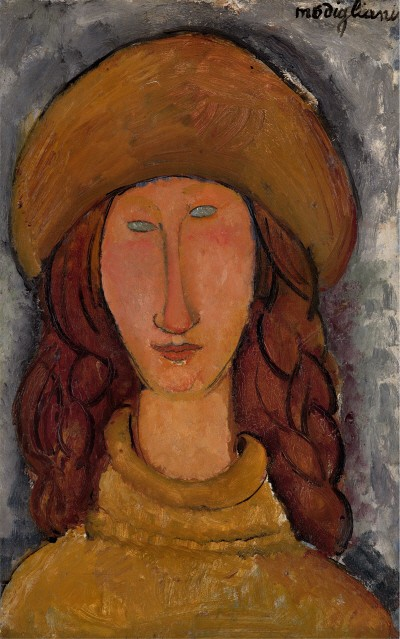 [ET-ENT 갤러리] 혁명, 그 위대한 고통 '20세기 현대미술의 혁명가들' - 야수파 걸작전(2) 조르주 브라크, 아메데오 모딜리아니, 샤를 뒤프렌