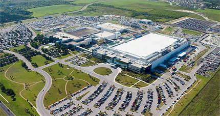 삼성전자 미국 텍사스 오스틴 시스템반도체 생산공장