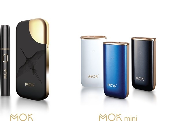 [VAPE KOREA EXPO 2019] 궐련형 전자담배 디바이스 'MOK'