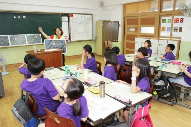 한국타이어앤테크놀로지, '2019 어린이 교통안전 캠페인' 실시