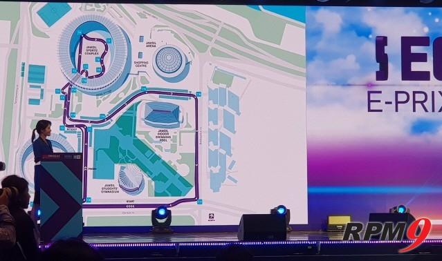 포뮬러 E 서울 대회는 잠실주경기장 인근 도로를 활용할 예정이다.
