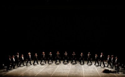 [ET-ENT 발레] 유니버설발레단 'MINUS 7' 발레리노 리앙 시후아이! 진지하게 웃기는 춤과 디테일한 기교