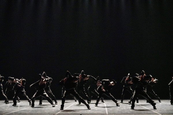 'MINUS 7' 공연사진. 사진=유니버설발레단(Photo by Kyoungjin Kim) 제공