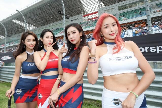 제일제당레이싱 김동은, CJ슈퍼레이스 4전 6000 클래스 우승