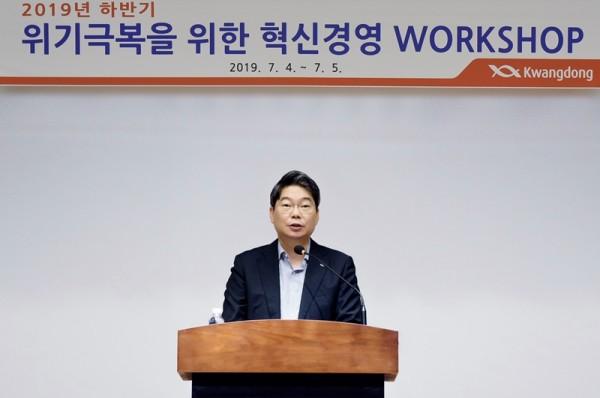 광동제약 대표이사 최성원